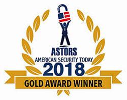 Astors Gold Award Winner